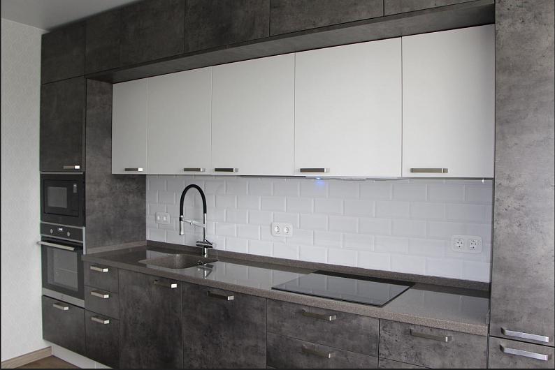 Кухни темный бетон дома из монолитного керамзитобетона плюсы и минусы